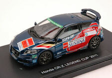 Honda CR-Z Legend Cup 2011 Blue (Decals For N.36/55/100) 1:43 Model 44694 EBBRO