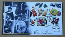 Los Beatles MS 2007 Buckingham FDC Firmado los Beatles 1ST Manager Allan Williams