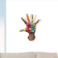 Moderno Orologio Da Parete Adesivo 3D Pvc Arte Murale Per Bambini Camera Da