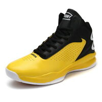 Men's Basketball Training Gym Shoes Breathable Casual Walking Atheletic Sneakers