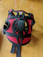 Ruffwear Red  Adjustable Padded Dog Harness XS (older webmaster?)