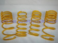 Superlow Front and Rear KING Springs to suit NISSAN Skyline R34 2wd Models