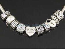Wholesale 100 Tibetan Silver Mix Spacer Beads Fit Charm Bracelet Free Ship ZY011