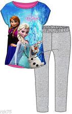 Pigiami grigi marca Disney per bambine dai 2 ai 16 anni