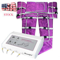 Pressotherapy Air Pressure Slimming Blanket Lymph Body Weight Loss Machine FDA