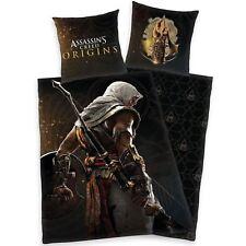 Oficial Assassin's Creed Orígenes Bayek conjunto de funda Nórdica individual