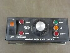 MONROE SNOW AND ICE CONTROL  CONTROLLER BOX