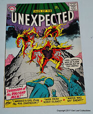 Tales of the Unexpected 22 DC Comic Book 1958 F-VF Jack Kirby art
