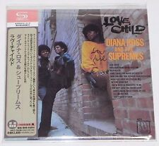 DIANA ROSS & THE SUPREMES / Love Child JAPAN SHM-CD Mini LP w/OBI  UICY-75228