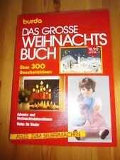 Das grosse Weihnachtsbuch. basteln über 300 Geschenkideen
