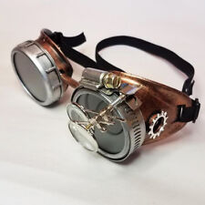 Steampunk Goggles Pirate Apocalypse SciFi Wasteland Cyber Optic-Conductor