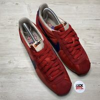 Nike Classic Cortez Red Trainers Size 6 EU 40