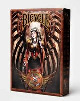 STEAM PUNK ANNE STOKES DECK Bicycle Playing Cards Poker air steampunk gothic