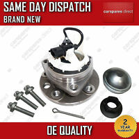 VAUXHALL VECTRA C, SIGNUM 2002>2009 FRONT HUB WHEEL BEARING KIT WITH ABS SENSOR