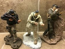 🔥LOT OF 3 McFarlane's Military Army Ranger, Arctic Operations, Special Forces🔥