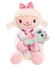 Disney Jr Doc McStuffins Sing n Sway Lambie Lamb Stuffed Animal Plush 3+ Girls
