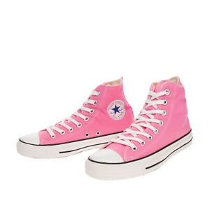 CONVERSE ALL STAR Canvas High Top Sneakers Size 41 UK 7.5 US 9.5 Logo Lace Up