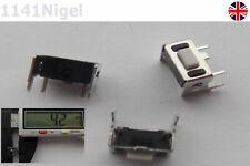 7.3mm X 6mm X 4.2MM Lado Interruptor Pulsador Táctil Micro SMD Con Pies