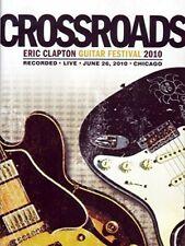 Eric Clapton - Crossroads Guitar Festival 2010 (DVD Case) (NEW DVD)