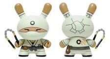 Kidrobot HUCK GEE Gold Life Dunny Zero Clan Ninja 1/16 Unboxed