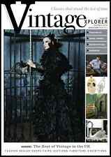 Vintagexplorer - Issue No18 - Haunting Treasures, Biba, Feathers, DesignMarkt