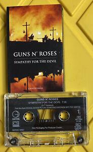Sympathy For The Devil [Cassette Single] Guns N' Roses 1994 Geffen