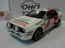 Ottomobile OT217 - Toyota Celica Twin Cam GPR B No.5 Safari Rally 1984 1:18 NEU