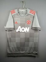 3.5/5 Manchester United jersey parley training shirt soccer CZ7979 Adidas ig93