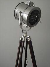 Designer Floor Lamp Spotlight Nautical Studio Tripod Floor Lamps Search light