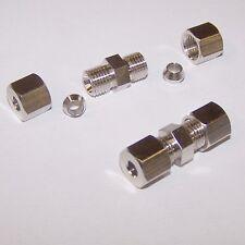 Bremsleitungsverbinder 4,75mm Bremsleitung Verbinder 2 Stück Fiat Ducato Talento