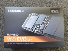 SAMSUNG 960 EVO M.2 250GB NVMe PCI-Express 3.0 x4 Internal Solid State Drive
