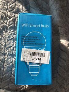 Orbecco Smart WiFi LED Light Bulb E14, 16 Million RGB+Warm White 1 Pack