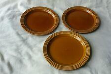 Hornsea Saffron  (3 tea plates 6.75 inches)