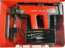 HILTI DX 451 Powder Actuated Fastening Tool, Nail Gun, Nailer, Piston Drive Tool