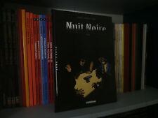 NUIT NOIRE, Tome 1 : Fuite - DEDICACÉ - Eds Originale - BD