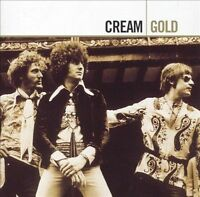 Gold by Cream (CD, Apr-2005, 2 Discs, Polydor)
