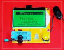 Atmega328 Transistor Tester Diode Triode Capacitor ESR Meter MOS/PNP/NPN  L/C/R