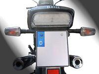 LED Rücklicht Heckleuchte weiss Yamaha XJ 600 XJ 900 N S Diversion clear tail