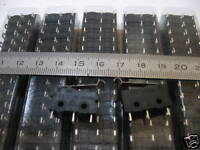 s On /à rappel 1 pc Hartmann Microrupteur MBF5B 250 V//AC 10 A 1 x On//