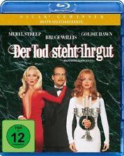 Blu-ray * Der Tod steht ihr gut * NEU OVP * Bruce Willis, Goldie Hawn