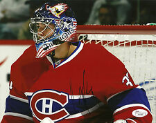 Carey Price Hand Signed 8x10 Photo JSA #H41992 Montreal Canadiens