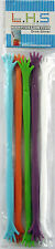 HIGH FIVE-LOW FIVE DRINK STIRRERS: 5 PACK *** Brand New & Sealed ***