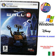 WALL-E PC DVD ITA WIN NUOVO DISNEY WALLE WALL.E WALL E