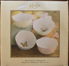 Lenox Butterfly Meadow 12-Ounce Dessert Bowls Set of 4
