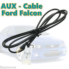Stereo Radio Aux In iPod MP3 Auxiliary Adaptor Lead Cable for Ford Ba-Bf Falcon