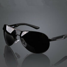 2018 HD Polarized Sunglasses Mens Driving Glasses Outdoor Sports Eyewear UV400 A
