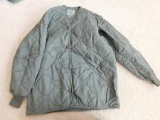 US MILITARY NOMEX AIRCREW JACKET LINER SMALL - LONG NEW