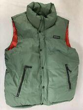 Cat Caterpiller Men's Isolanted Green Vest Size Large