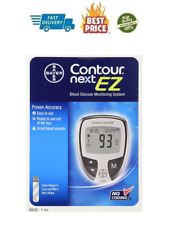 Glucometer Blood Glucose Starter Kit Sugar Monitoring Test Diabetes Diabetic USA