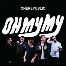 OneRepublic  - Oh My My ( VINYL 12-09-2016 )